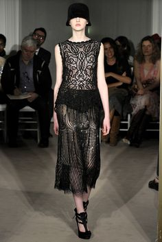 Cool Chic Style Fashion: Alberta Ferretti Pre-Fall 2012 | 2°parte