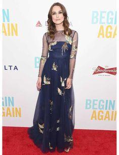 Keira Knightley's Style File | Fashion, Trends, Beauty Tips & Celebrity Style Magazine | ELLE UK