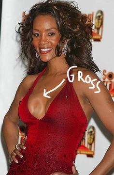 Celebrity Vivica Fox Breast Implants Plastic Surgery - http://plasticsurgeryclass.com/celebrity-vivica-fox-breast-implants-plastic-surgery/?Pinterest