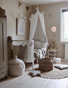 Childrens Room Decor, Baby Room Decor, Baby Bedroom, Nursery Room, Baby Corner, Baby Barn, Kid Spaces, Baby Cribs, Home Interior