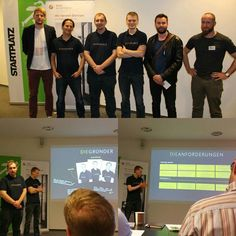 #Rheinland-Pitch #competition #finals: We are coming! :-) Also #congrats to the other three #winner #teams - nine #startup teams have lined up - and many thanks to@blacktarfor the great #pitch #training.  Meet us at the #rpitch finals on 2015-09-28 18:00  Location: #STARTPLATZ Im #Mediapark 5 50670 #Cologne #Germany  PS: #Investor wanted!  #3dprint #3dprinting #cad #software #innovation #simplicity #productivity by ruhrsource