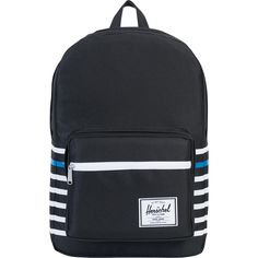 Buy the Herschel Supply Co. Pop Quiz Laptop Backpack at eBags - With a classic look that never goes out of style, this minimalistic backpack is a must have for the