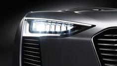 Cool Stuff We Like Here @ CoolPile.com ------- << Original Comment >> ------- Audi e-tron Spyder concept