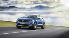 Volkswagen reveals new T-Roc compact SUV, coming late 2017