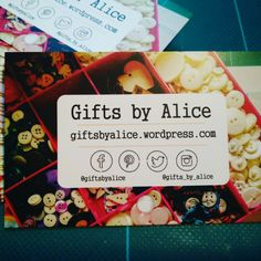 Lovely day making and delivering orders to happy customers and the arrival of my business cards! Business Cards, Alice, Gifts, Lipsense Business Cards, Favors, Name Cards, Presents, Gift, Visit Cards