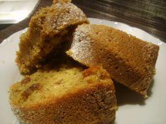Bábovka z ovsených vločiek Cornbread, Banana Bread, French Toast, Cooking, Breakfast, Ethnic Recipes, Desserts, Food, Cakes