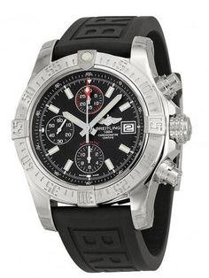 Breitling Avenger II Automatic Black Dial A1338111-BC32BKPT3