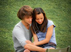 Young love : sharing music for a moment in time
