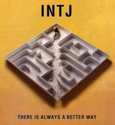 Ahhh. The INTJ way! :D We don't like unnecessary obstacles between ourselves and our goal.