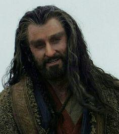 Richard Armitage, Thorin Oakenshield.