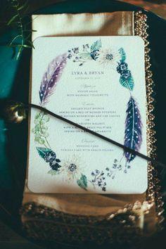 Bohemian menu