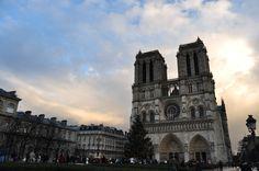Notre Dame, Paris 2012