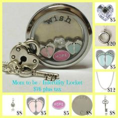 origami owl jewelry | Origami Owl - Actively Trying: The Next Level! - BabyCenter
