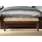 Found it at Wayfair - Alexandria Upholstered Bedroom Bench