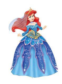 princesa ariel - Buscar con Google