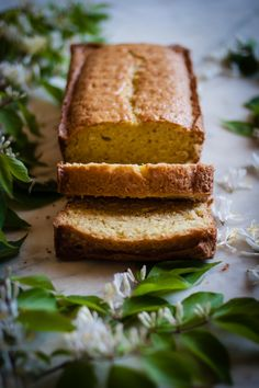 Honeysuckle Pound Cake | for the love of the south.