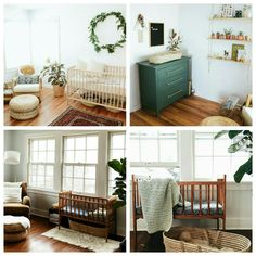 "Natural / Neutral ""Themed"" Nursery ❤"