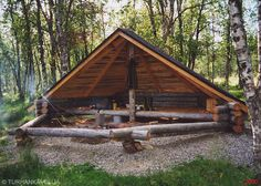 Discover thousands of images about lean to, The Point, Adirondacks, camp Outdoor Life, Outdoor Spaces, Outdoor Living, Bbq Hut, Outdoor Shelters, Fire Pit Area, Cabin In The Woods, Survival Shelter, Garden Buildings
