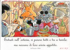"Kuiry (Francesco Gaggia) ""Al Gambero Rosso"""