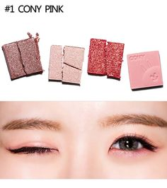MISSHA Eye Color Studio Mini 7.2g [Line Friends Limited Edition] available at Beauty Box Korea