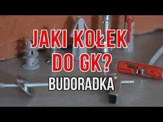 Jaki wybrać kołek do mocowania w płycie gipsowej? Youtube, Youtubers, Youtube Movies