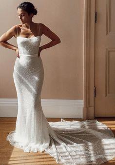 Ball Dresses, Ball Gowns, Beaded Wedding Gowns, Best Wedding Dresses, Dress Making, Marie, Dream Wedding, Boho Wedding, Wedding Ideas