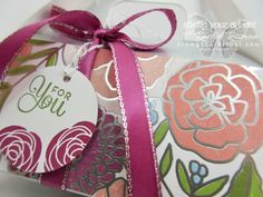 Make-n-takes from Stampin' Up!'s November 2017 OnStage! ...#stampyourartout #stampinup - Stampin' Up!® - Stamp Your Art Out! www.stampyourartout.com