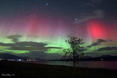 Nordlys i Tromsø, Aurora Borealis, Frank Olsen, Tromsø by Frank Olsen, via Flickr