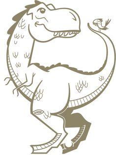 Kit Vinilos Dinosaurios - Vinilos Infantiles Bébés & Niños E-Glue - Decoración de Paredes Habitaciones Infantiles