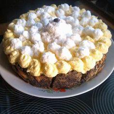 Madártejes mákos guba Recept képpel -   Mindmegette.hu - Receptek Guam, Pie, Baking, Snacks, Food, Torte, Cake, Appetizers, Fruit Cakes