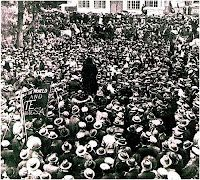 The Rand Revolt strikers' stronghold at Fordsburg Square falls to the government - Date: 15 March, 1922