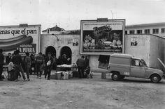 Mercado de San Gonzalo. Años 60?