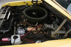 1970 Oldsmobile Rallye 350 Motor Engine, Road Rage, Muscle Cars, Engineering, Passion, Engine, Technology
