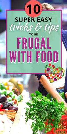 One of the best frugal living tips happens with your groceries budget. This is the perfect place for frugal living for beginners. Start with being frugal with food. Cooking healthy meals will be your new normal. Start saving money with these simple ideas! Click here and learn new ideas from Money Bliss in this post. Groceries Budget, Save Money On Groceries, Ways To Save Money, Money Saving Tips, Frugal Living Tips, Frugal Tips, Frugal Meals, Budget Meals, Meals Without Meat