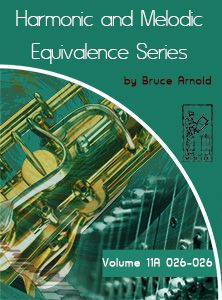 Harmonic and Melodic Equivalence V11A Trichord Pair This course examines a two 3 note pair that works over a whole tone scale This is the first of 6 courses in the V11 series that deal with a three note pair that works with two 026 (whole step and tritone) pitch class sets. This two 3 note pair is an excellent way to find fresh new melodies using a whole tone scale. Get This Book for One Dollar with Promo Code: buckbook Two #trichordpair #HarmonicandMelodicEquivalenceV11A #026026 Major Scale, Types Of Sound, Pentatonic Scale, One Dollar, Music Writing, Book Publishing, Two By Two, This Book, Pairs