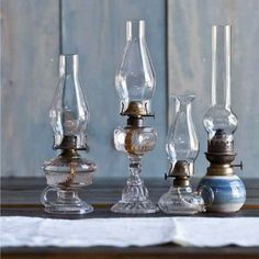 We use oil lamps for light sometimes and to help take the chill off in the house. Amazing how much heat they can produce. I wouldn't use it for long periods of time though, due to the fumes.
