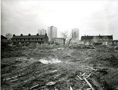 LB Barking and Dagenham, Gascoigne Estate as a development site, 1970 London History, British History, Vintage London, Old London, Essex England, London Boroughs, East End London, London Architecture, King Henry