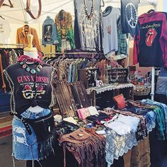 WEBSTA @ shoptrendyandtipsy - 🌴SPRING BREAK🌴 Head down to OB Farmers Market! We have tons of new arrivals until 8pm! Come check it out!! ❤️✌🏻️❤️ #trendyandtipsy #oceanbeach #sandiego #shoplocal #gunsnroses #coachella