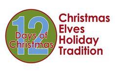 12 Days of Christmas - Christmas Elves. CUTE IDEA!