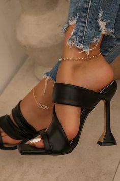 Funky Shoes, Blue Shoes, Shoe Boots, Shoes Sandals, Next Shoes, Black Singles, Shoe Collection, Heeled Mules, Fashion Shoes