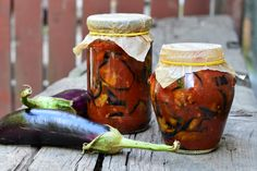 Vinete umplute (Immam Bayildi) - CAIETUL CU RETETE Eggplant, Cake Recipes, Deserts, Cooking, Food, Canning, Fine Dining, Salads, Kitchen