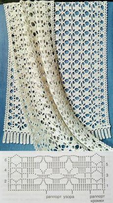 Most recent Totally Free Crochet poncho chal Ideas Палантин – накидка – шаль крючком, gratis teltekening, haaksc Poncho Au Crochet, Crochet Shawls And Wraps, Crochet Scarves, Patron Crochet, Blanket Crochet, Crochet Diagram, Crochet Motif, Crochet Doilies, Crochet Pincushion