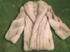 BLUE FOX FUR COAT,.BOUGHT AT CHRISTMAS,.BEST OFFER ,.AWESOME REAL FOX AND BEAUTI