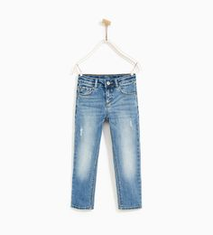 Image 2 of BASIC SLIM JEANS from Zara