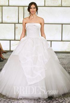 Brides: Rivini Wedding Dresses   Fall 2015   Bridal Runway Shows   Brides.com | Wedding Dresses Style