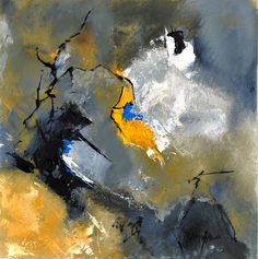 Saatchi Online Artist: Pol Ledent; Oil, 2013, Painting abstract 55313040