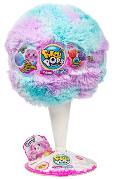 Pikmi Pops are the big lollipops filled with cute mini-plushies and so many sweet surprises for you! Brought to you by Moose Toys, the makers of Shopkins! New Kids Toys, Robots For Kids, Toys For Girls, Little Girl Toys, Baby Girl Toys, Baby Dolls, Big Lollipops, Baby Alive Food, Baby Doll Nursery