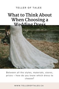 How to choose a wedding dress. What kind of wedding dress should I get. Wedding Dress Shopping, Dress Wedding, Wedding Advice, Wedding Planning, Dress Ideas, How To Plan, Inspiration, Style, Biblical Inspiration