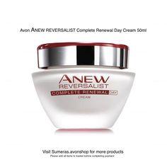 Avon Anew Reversalist Cream 40 + Anti Ageing 50ml Day & Night Available Free P&P #AVON
