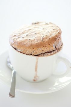 4 INGREDIENT BERRY SOUFFLE BY JULES:STONESOUP, VIA FLICKR